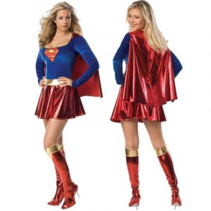 Superman Womens Costume