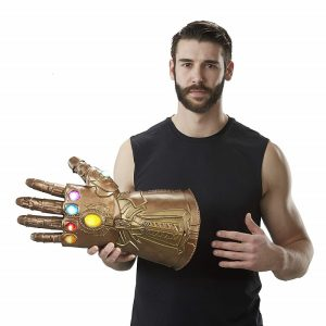 Collectors Edition Thanos Electronic Infinity Gauntlet