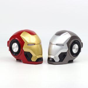 Iron Man MK46 Helmet Mini Bluetooth Speaker