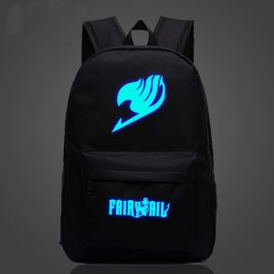 Fairy Tail Glow in the Dark Backpack