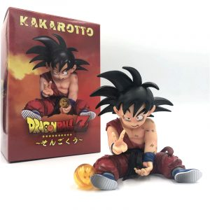 Kakaroto Dragon Ball Z Injured Goku Figure